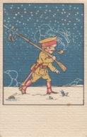 "420 - CARTOLINA UMORISTICA GUERRA 1915/18 - ILLUSTRATORE ""SGRILLI"" - Unclassified"