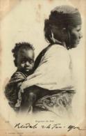 Algérie - Négresse Du Sud - Women