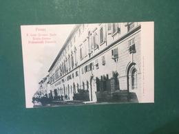 Cartolina Firenze - R. Liceo Ginnasio Dante - Scuola Tecnica - 1920 Ca. - Firenze