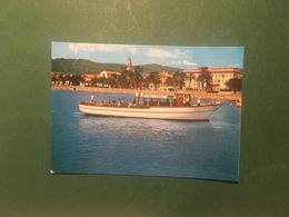 Cartolina Diano Marina - Riviera Dei Fiori - Motobarca Dea Diana - 1970 - Imperia