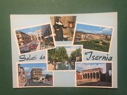 Cartolina Saluti Da Isernia - 1972 - Isernia