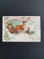 Kerstman - Santa Claus - Pere Noel - Vroolijk Kerstfeest - Heureux Noel - Weihnachtsmann - Santa Claus