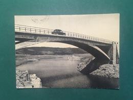 Cartolina Bellezze Di Calabria - Sila - Ponte Sul Lago Cecita - 1961 - Catanzaro