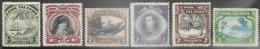 Cook Islands  1944-6  Sc#116-8 MH & 122-4 MLH   2016 Scott Value $56.90 - Cook
