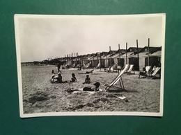 Cartolina Alberone - Lido - La Spiaggia - 1951 - Ferrara