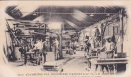 [49] Maine Et Loire > Angers Commission Des Ardoisières D'Angers Atelier St Leonard Le Travail De L'ardoise - Angers