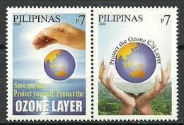 Philippines 2010 Mi 4414-4415 MNH ( ZS8 PLPpar4414-4415dav109A ) - Philippines