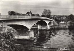 (77) - BOIS LE ROI - La Seine Et Le Pont - Bois Le Roi