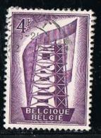 BELGIUM-BELGIQUE OBLITÉRÉ 1956 Y&T N°995 Europa (C.E.P.T.) - België