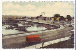 CPSM - NAMUR - Le Pont Des Ardennes (camionnette Passant Sur Le Pont) - Namur