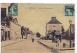 Indre - Levroux - Route De Chateauroux - France