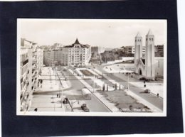88163   Portogallo,  Lisboa,  Praca De Londres,  VG  1958 - Lisboa
