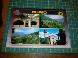 149032 CURIO CANTON TICINO SVIZZERA SUISSE - TI Tessin