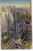 ETATS-UNIS : St Patric's Cathedral New York City - New York City