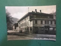 Cartolina Ulzio - Albergo Commercio - 1958 - Unclassified
