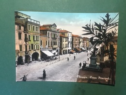 Cartolina Chioggia - Corso Principale - 1953 - Verbania