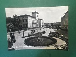 Cartolina Casola Valsesnio - Giardini Pubblici - 1961 - Ravenna