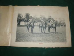 CHATEAUDUN : 1° REGIMENT DE CHASSEURS EN 1908 - Documents