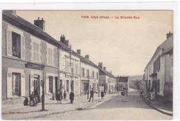 Oise - Coye - La Grande Rue - Frankrijk
