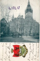 ETATS-UNIS : Free Library Derby - Etats-Unis