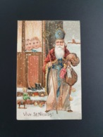 Kerstman - Santa Claus - Pere Noel - Vroolijk Kerstfeest - Heureux Noel - Weihnachtsmann - Sinterklaas - Santa Claus