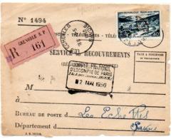 Perforé France Type Sîtes & Monuments N° 842A Perf Ref Ancoper CN 304 (67 Perf Connues Pour Ce Timbre) - France