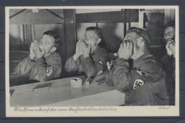 Mundharmonikaorchester Einer Reichsarbeitsabteilung, Reichsarbeitsdienst - Weltkrieg 1939-45