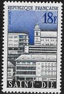 N° 1154   FRANCE  - NEUF  -  ST DIE  -  1958 - Francia