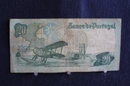 89 /   Portugal, 20 Escudos - Lisboa 1978 /  N° VS 061852 - Portugal