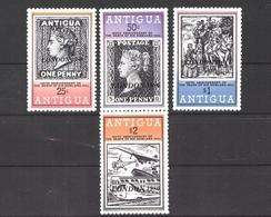 Antigua, MiNr. 573-576,, Postfrisch / MNH - Antigua Und Barbuda (1981-...)