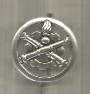 Insigne De Béret ,  REGIMENT DE MATERIEL ,  Coinderoux ,Paris , ,2 Scans,frais Fr 1.65 E - Army