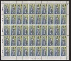Berlin, MiNr. 477, 50er Bogen, Formnummer 3, Postfrisch / MNH - Ungebraucht