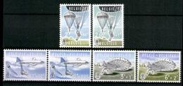 Belgien, MiNr. 1190-1195, Postfrisch / MNH - Belgien