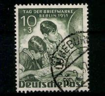 Berlin, MiNr. 80, Gestempelt - Gebraucht