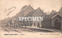 Station - Merbes-Sainte-Marie - Merbes-le-Château