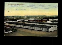 Altengrabow, Barackenlager - Deutschland