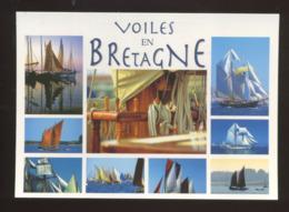 Voiles En Bretagne - Voiliers
