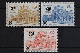 Belgien, MiNr. 64-66, Postpaketmarken, Postfrisch / MNH - Belgium