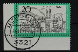 Deutschland (BRD), MiNr. 704, Ecke Links Unten, Gestempelt - BRD