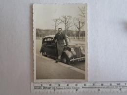 Photo Photos Photographie Homme Mode Automobile Voiture à Identifier - Automobiles