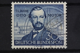 Deutschland (BRD), MiNr. 150, Gestempelt, BPP Signatur - [7] Federal Republic