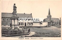 Monument Et L'Eglise - Maulde - Doornik