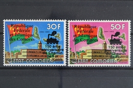 Komoren, MiNr. 450-451, Postfrisch / MNH - Komoren (1975-...)