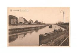 Ruisbroek  Kanaal Van Charleroi - Canal De Charleroi (1951). - Sint-Pieters-Leeuw