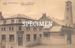Cercle L'Etincelle  - Hôtel Restaurant - Maurage - La Louvière