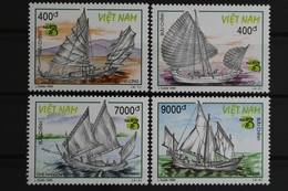 Vietnam, Schiffe, MiNr. 2969-2972, Postfrisch / MNH - Vietnam