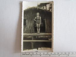Photo Photos Photographie Enfant Maillot De Bains Mode - Personnes Anonymes