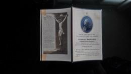 Faire Part Décès Georges Monnier Lieutenant Colonel D'artillerie Rembercourt Guerre Ww1  Généalogie - Obituary Notices