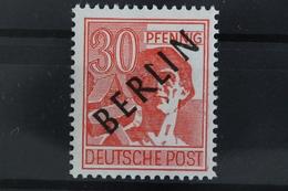 Berlin, MiNr. 11, Aufdruckfehler I, Postfrisch / MNH, BPP Signatur - Unused Stamps