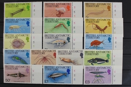 Britische Gebiete In Der Antarktis, MiNr. 108-123, Postfrisch / MNH - Territoire Antarctique Australien (AAT)